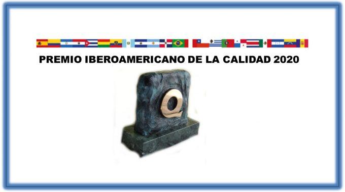 XXI Edición Del Premio Iberoamericano De La Calidad 2020