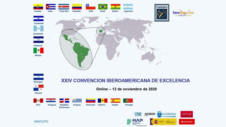 XXIV Convención Iberoamericana De Excelencia Sector Público