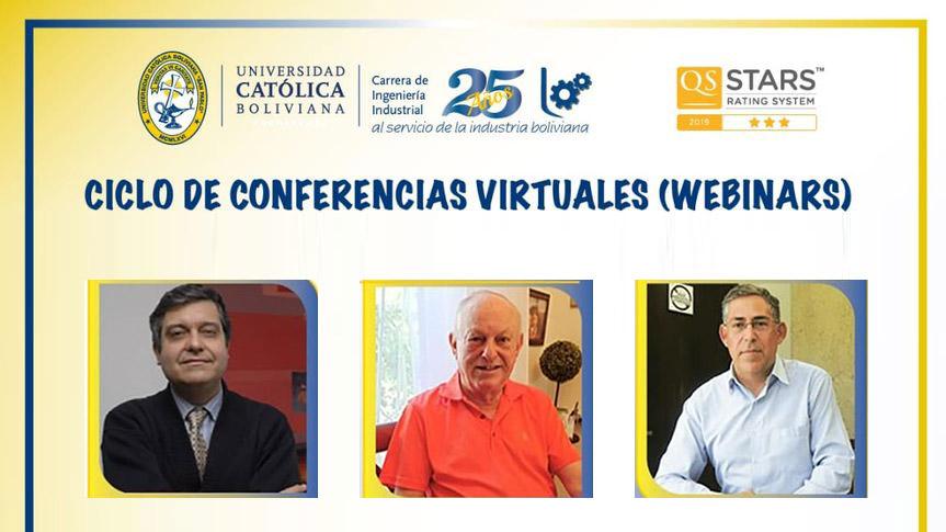 Ciclo De Conferencias Virtuales De La Universidad Católica Boliviana