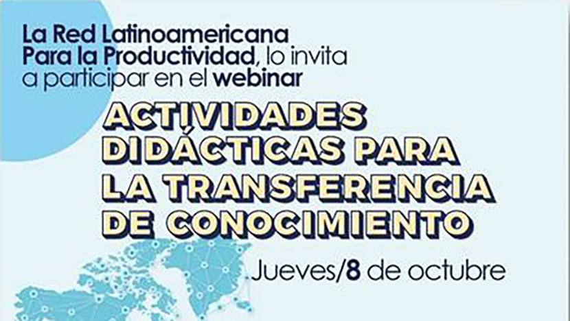 Actividades Didácticas Para La Transferencia De Conocimiento